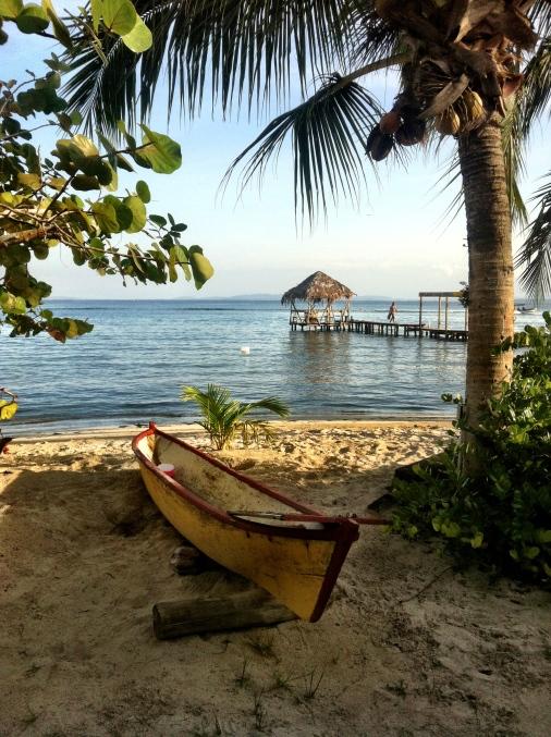 Isla Bastimiento, Bocas Del Toro, Panama